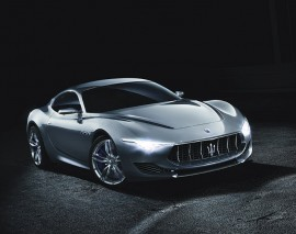 Concept Maserati Alfieri: CELEBRANDO CIEN AÑOS DE   EXCELENCIA